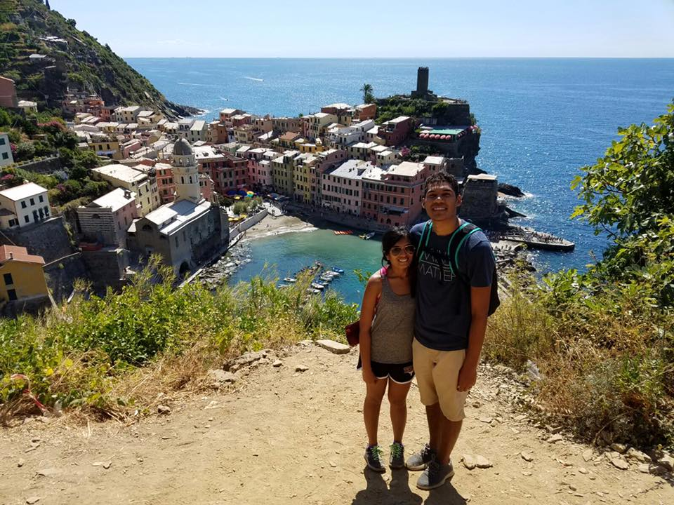 Honeymoon Escapes : Cinque Terre