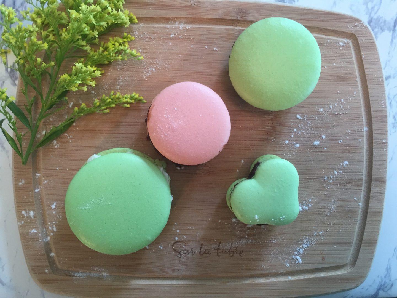 Sur La Table Cooking Classes : Valentine's Macarons