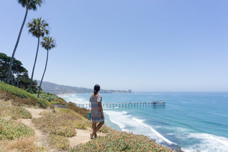 View of La Jolla