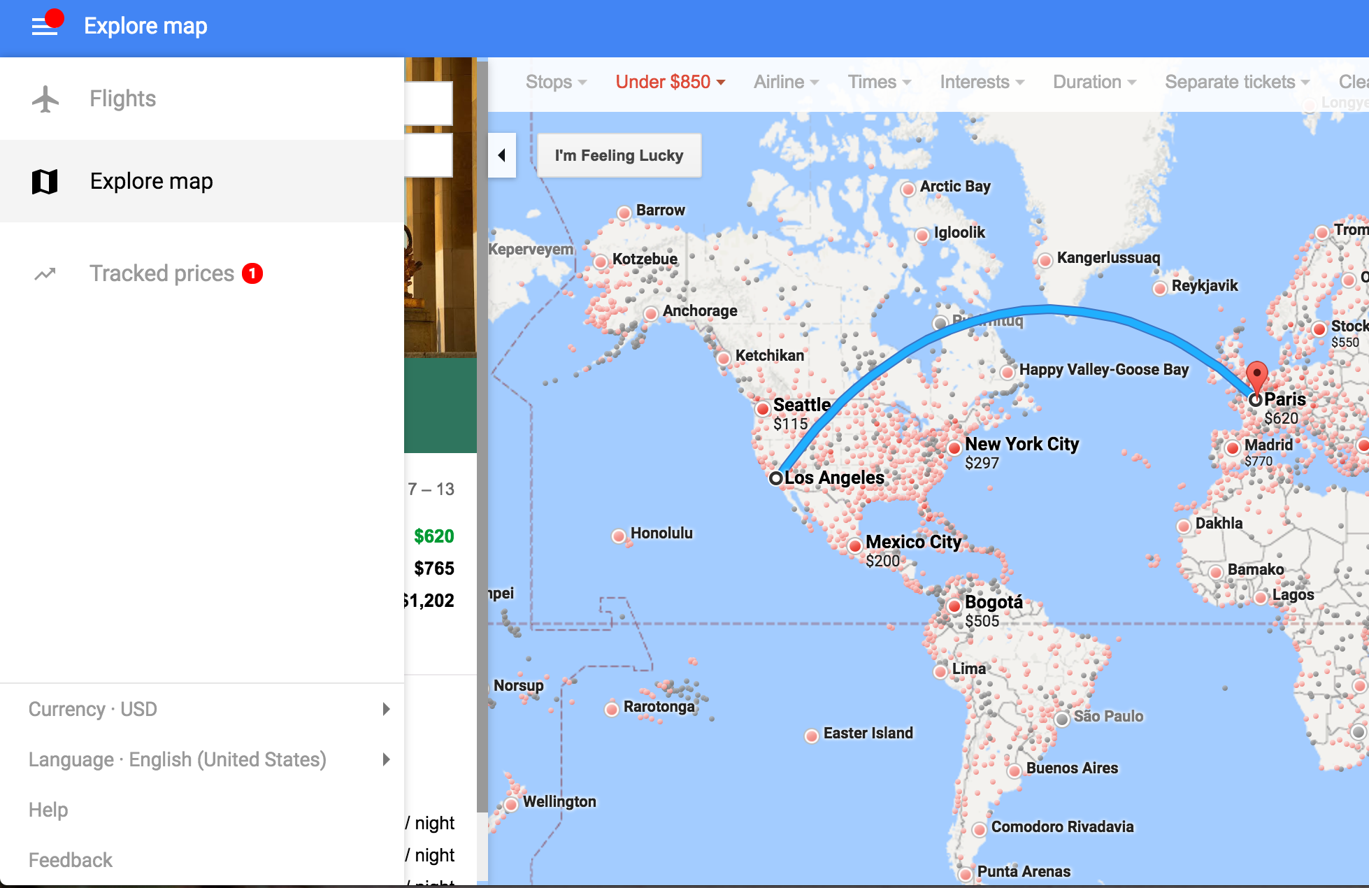 GoogleFlights_ExploreMap