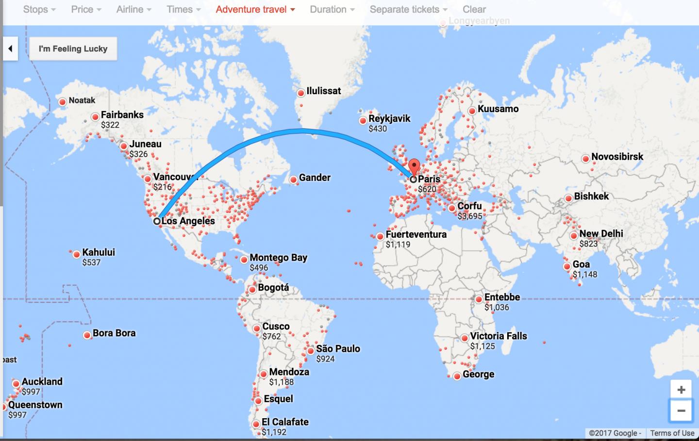 GoogleFlights_Map_TravelType