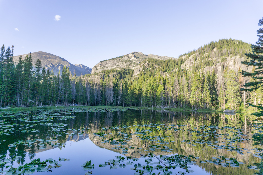 A Romantic Summer Weekend in the Rocky Mountains, Colorado