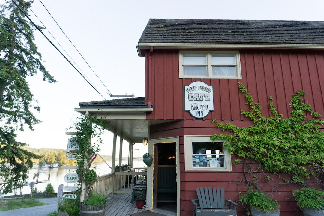 Orcas Island Kingfish Inn