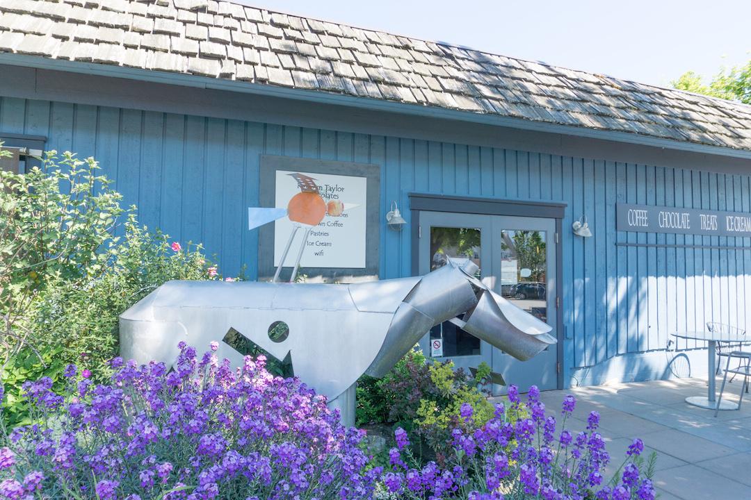 Orcas Island bakery