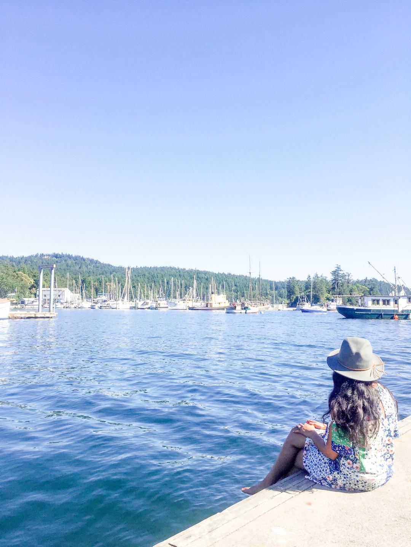 Westsound Harbor Orcas Island copy