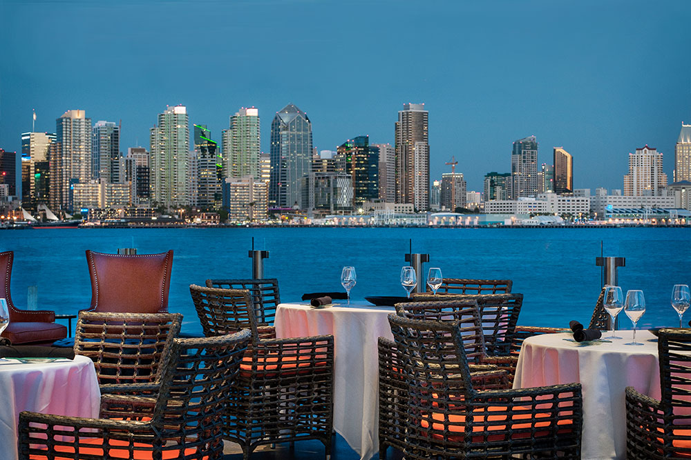 Ten Most Romantic Restaurants in San Diego for Date Night