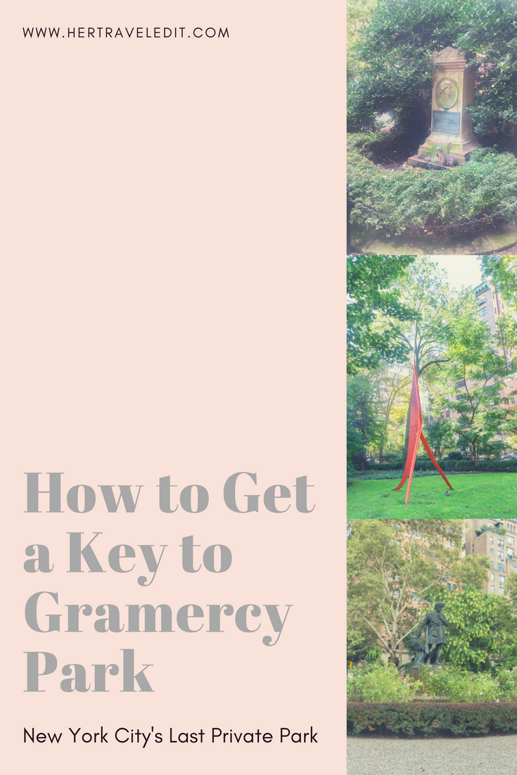 How to Get a Key to Gramercy Park in New York City
