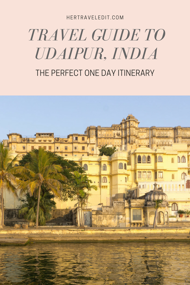 How to Spend One Day in Udaipur