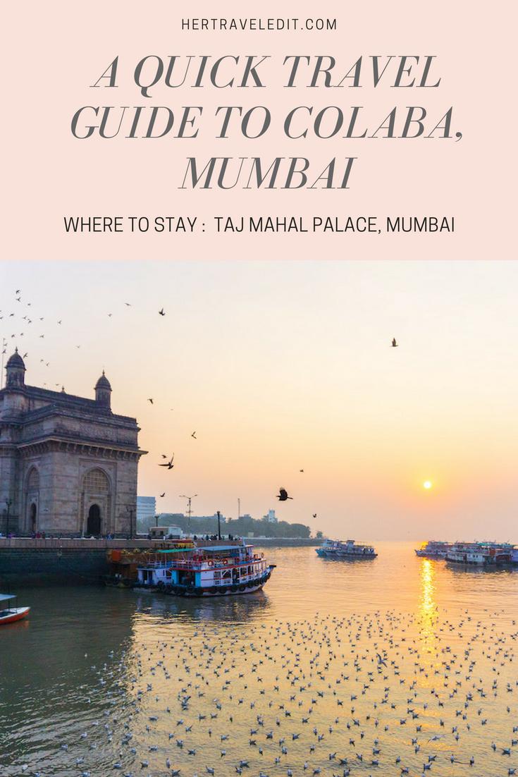 A Short Guide to Exploring Colaba in Mumbai