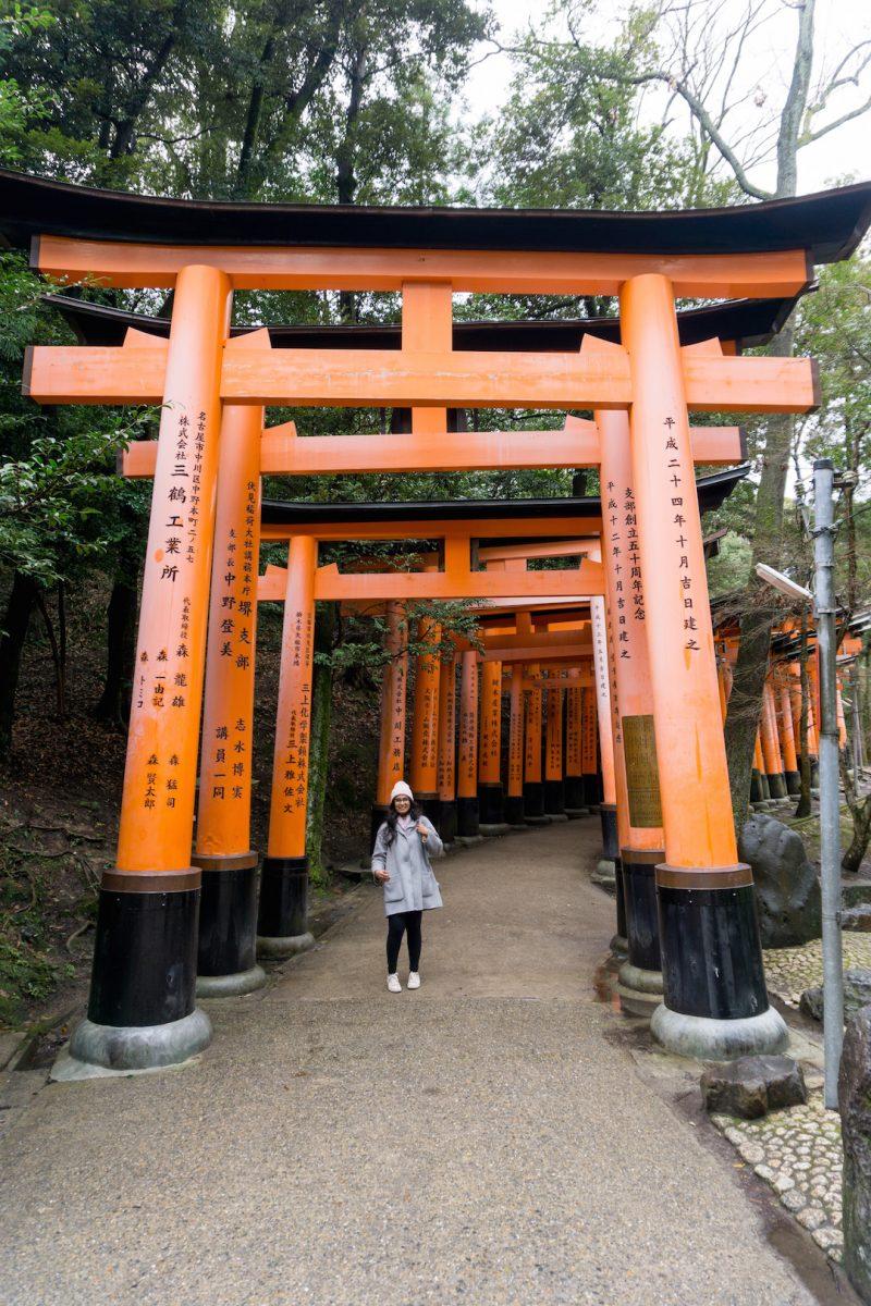 Fushimi Inarii Hike