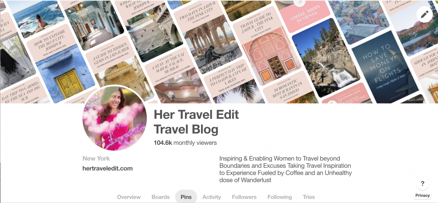 How to Use Pinterest as a Trip Planning Tool