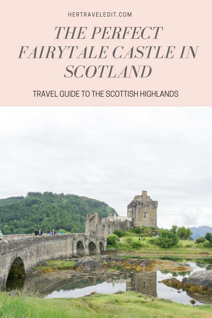 Where to find a Fairy Tale Castle in Scotland