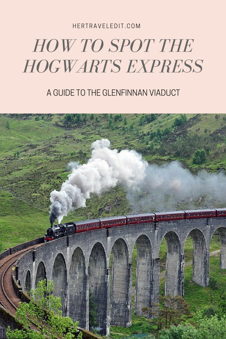 How to Spot the Hogwarts Express at the Glenfinnan Viaduct