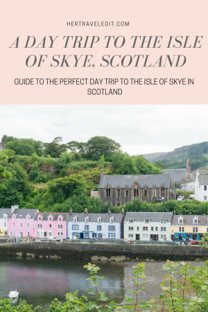 The Perfect Day Trip to the Isle of Skye in Scotland