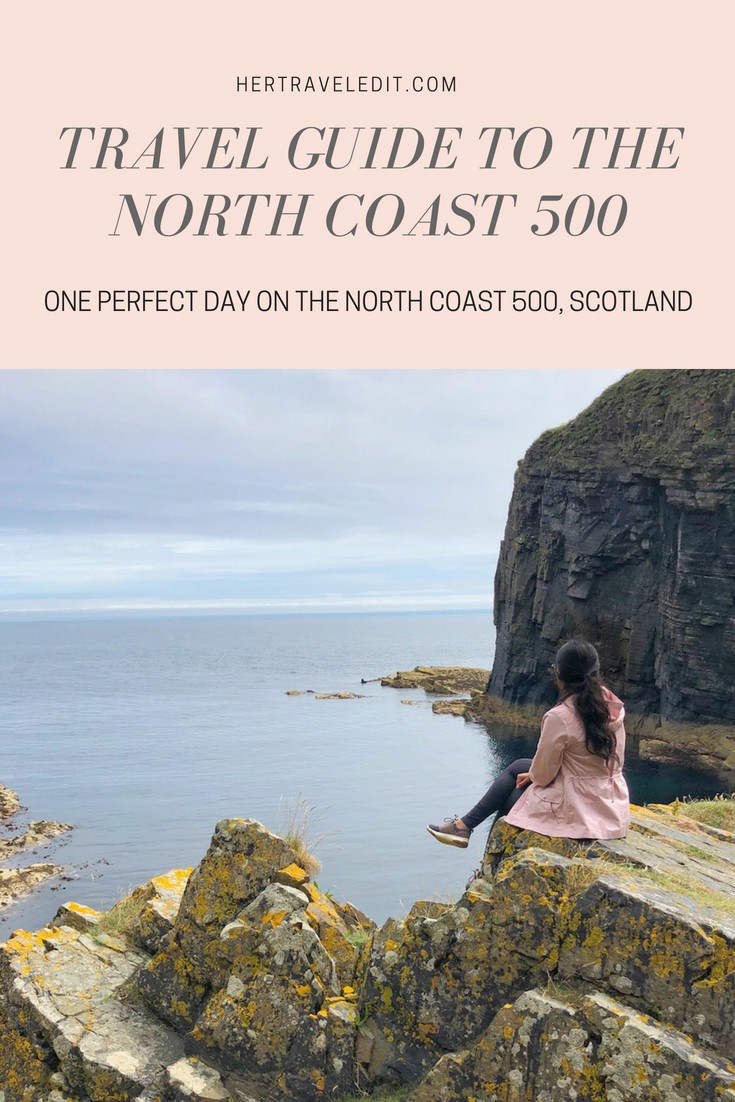 The Perfect One Day Itinerary for the North Coast 500 in Scotland