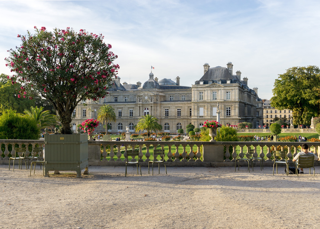 My Favorite Parisian Gardens : Where to Unwind in Paris