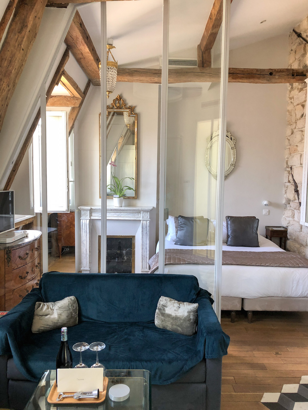 Our Airbnb in Le Marais Paris
