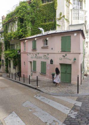 Montmarte Le Maison Rose