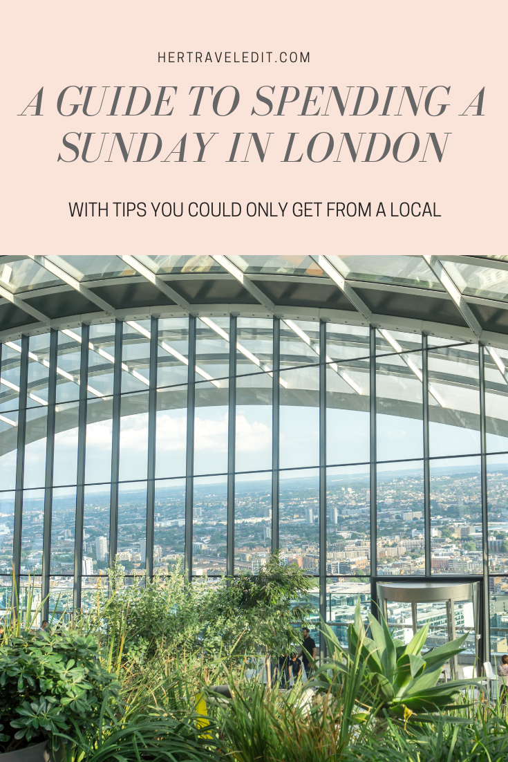 A_Guide_to_Sunday_in_London