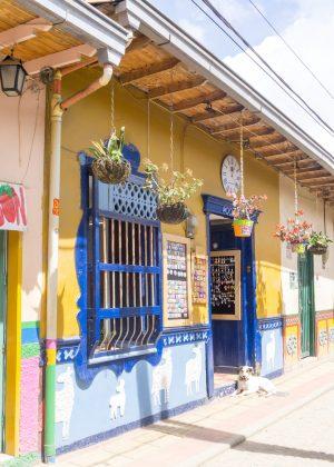 Pretty shop in Guatape