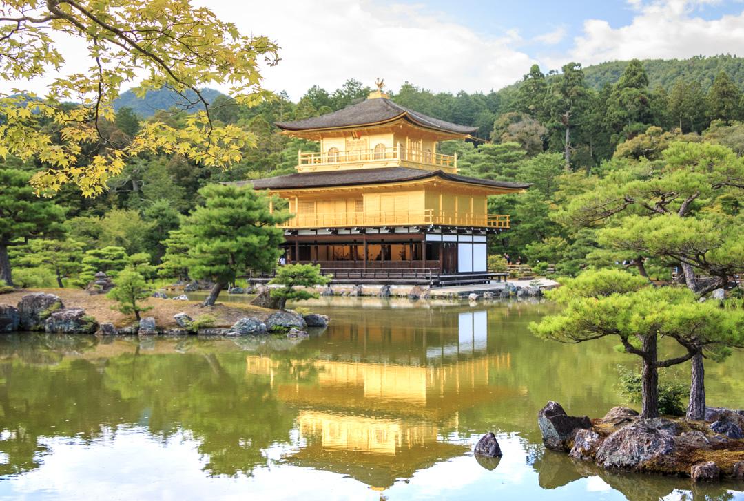 Golden Temple Kyoto_My_Ticklefeet