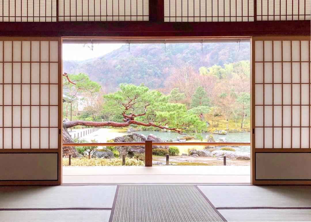 Her_Travel_Edit_Kyoto_Tenryuji_Temple_View