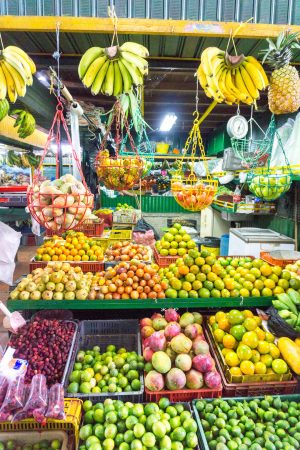 Exotic Fruits tour with Real City Tours in Medellin