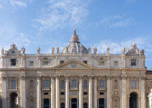 St Peters Vatican City