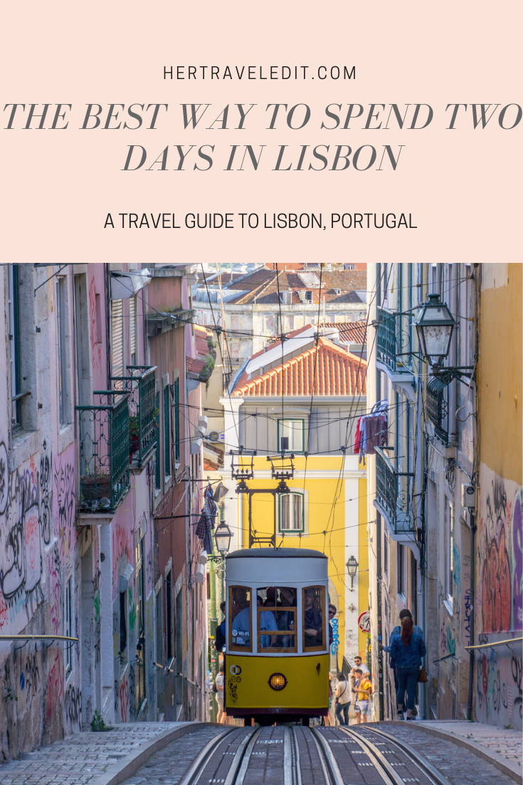 Best_Way_Two_Days_Lisbon