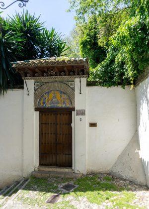 A Pretty House in Granada