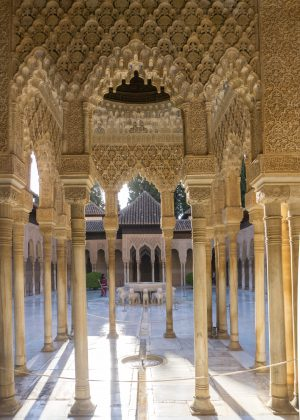 Nasrid Palace Alhambra