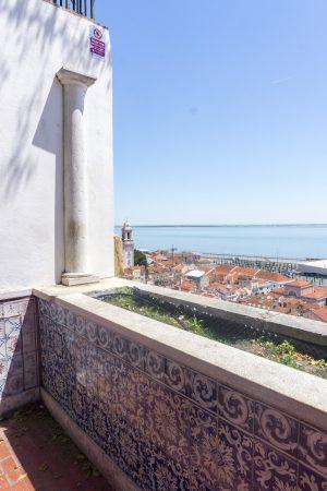 Miradouro de Santa Luzia Views