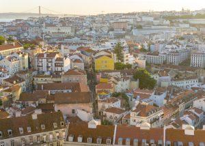 Sunset Views in Lisbon
