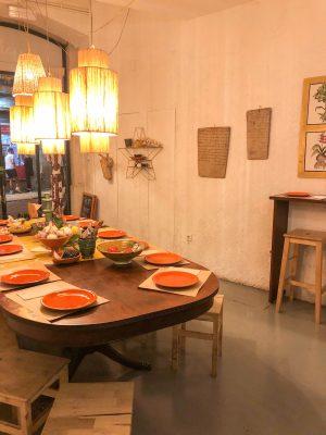 Yallah Cafe in Lisbon