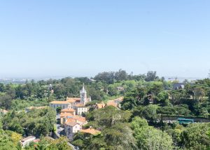 Views of Sintra