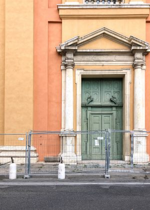 The colors of Modena