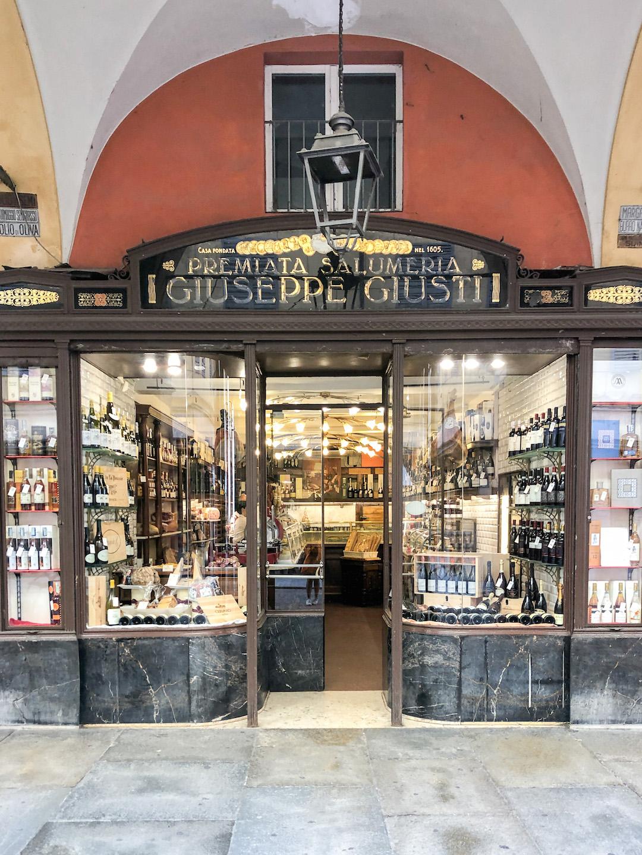 Hosteria Giusti in Modena