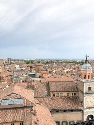 Views from the Torre Ghirlandina, Modena