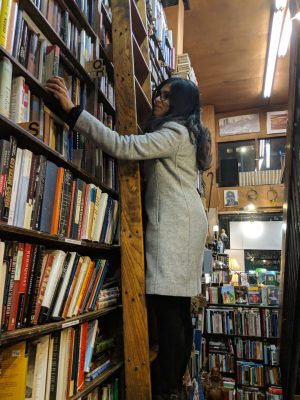 Westsider Books in NYC