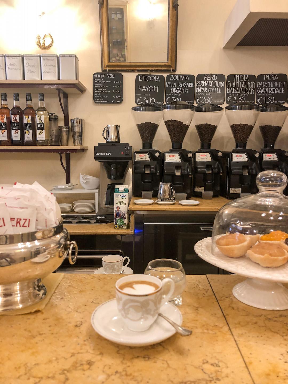 Cafe Terzi in Bologna