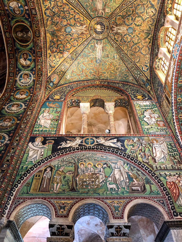 Basilica di San Vitale in Ravenna