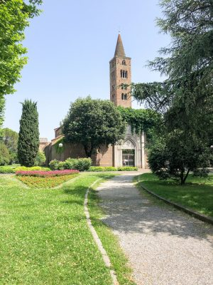 Cathedral in Ravenna