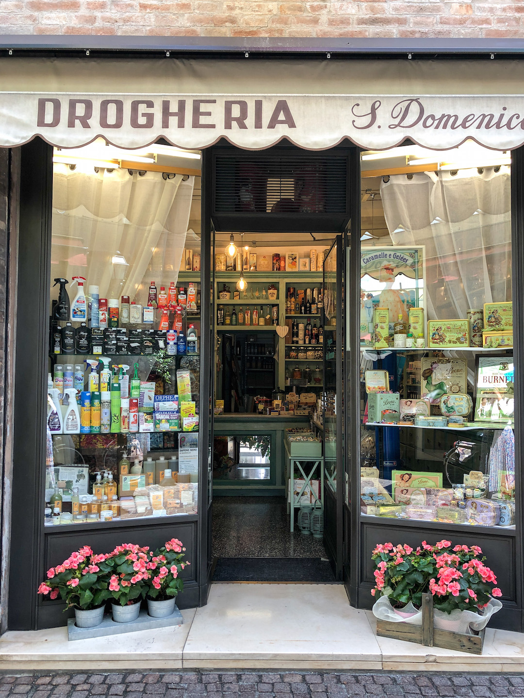 Shop in Ravenna