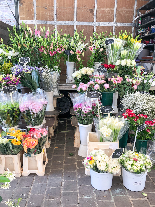 Flower Shop in Ravenna