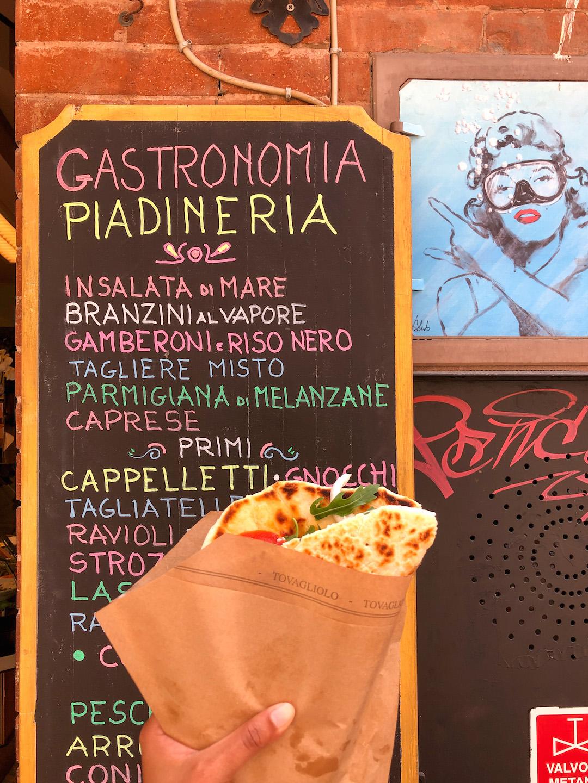 Piadina Gastronomia Stella in Ravenna