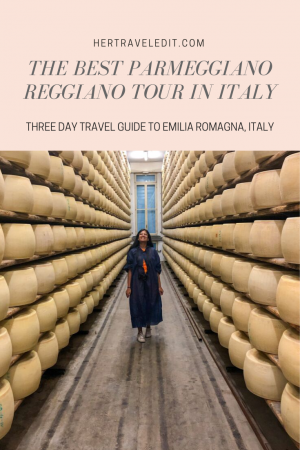 The Best Parmeggiano Reggiano Tour in Italy