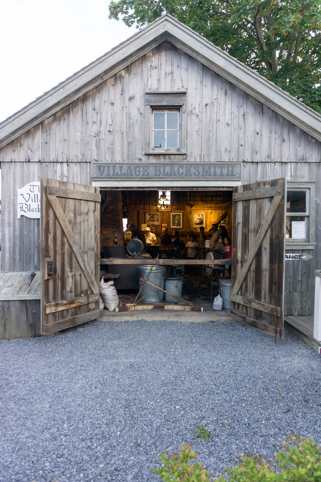 The Village Blacksmith in Greenport Long Island