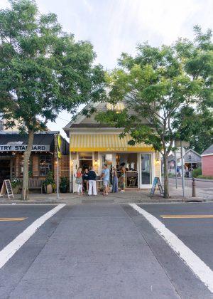 Anker Restaurant in Greenport Long Island
