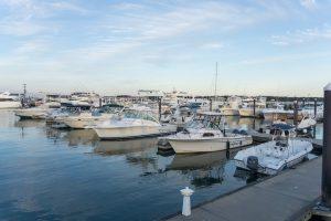 Greenport Harbor in Long Island