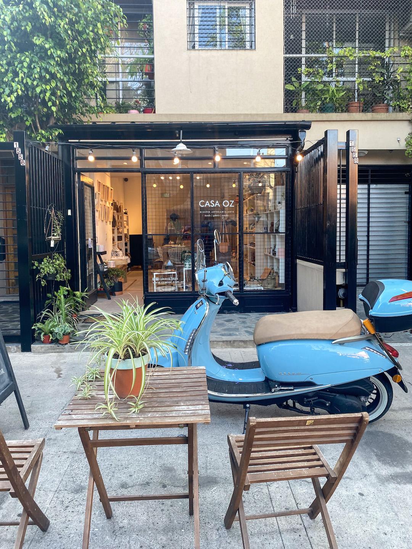 Casa Oz in Palermo Buenos Aires